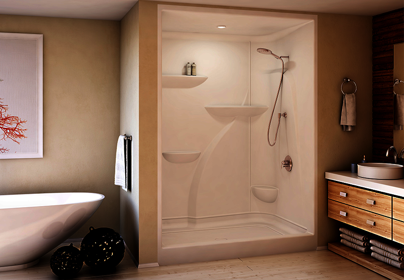 Tubs & Showers - N&S Supply and Bath Classics Showrooms